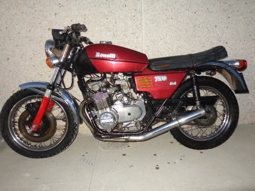 1978 Benelli Sei 750 For Sale (picture 4 of 6)