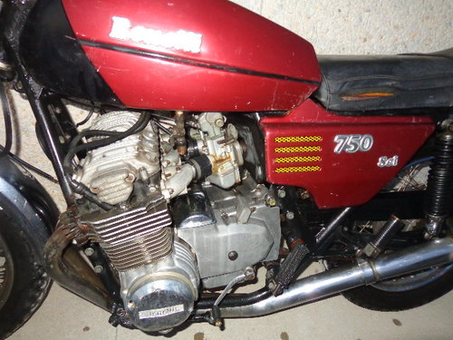 1978 Benelli Sei 750 For Sale (picture 5 of 6)