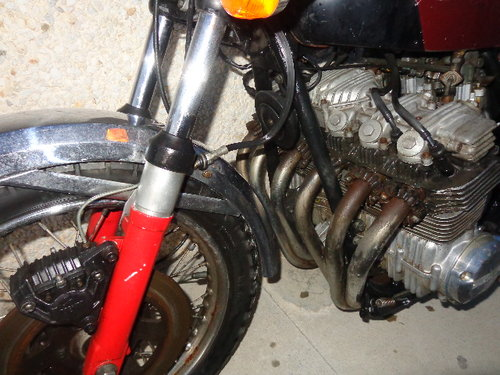 1978 Benelli Sei 750 For Sale (picture 6 of 6)