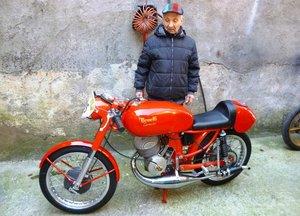 1954 Benelli 125 Leoncino Competition