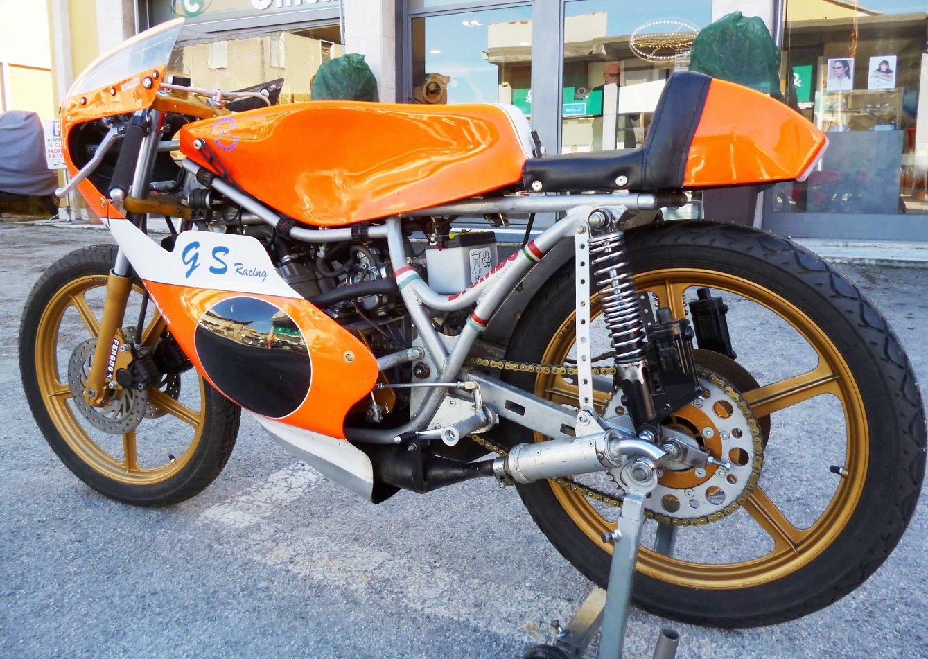 1972 MBA 125 racing For Sale (picture 2 of 6)