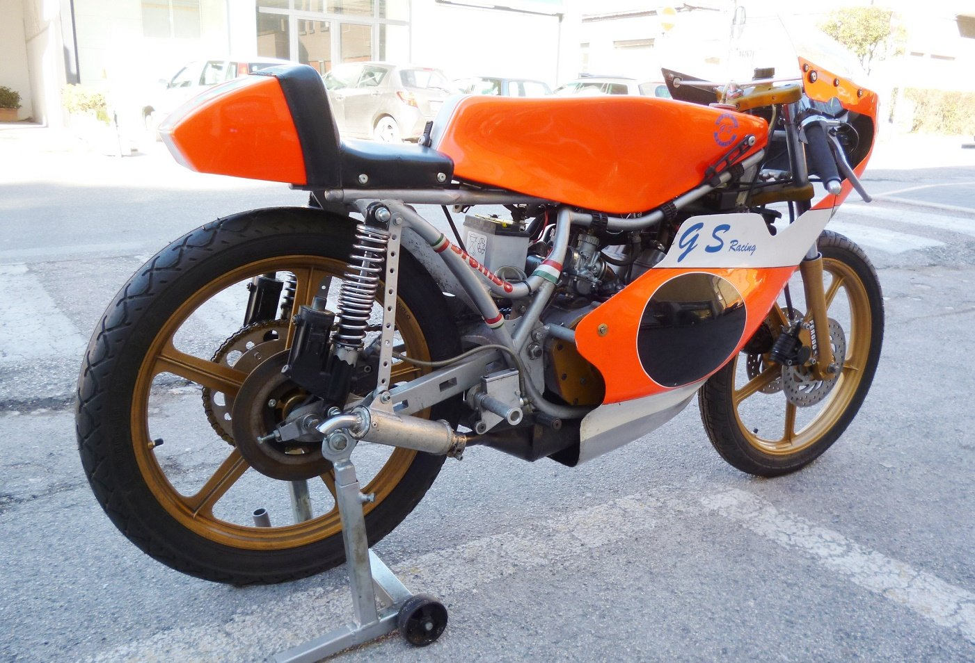 1972 MBA 125 racing For Sale (picture 3 of 6)