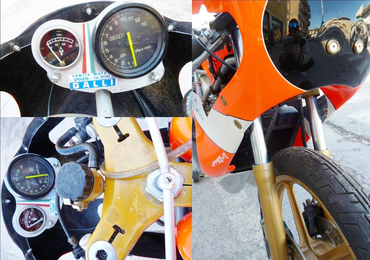 1972 MBA 125 racing For Sale (picture 6 of 6)