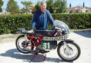 1970 Motobi 250 racing For Sale