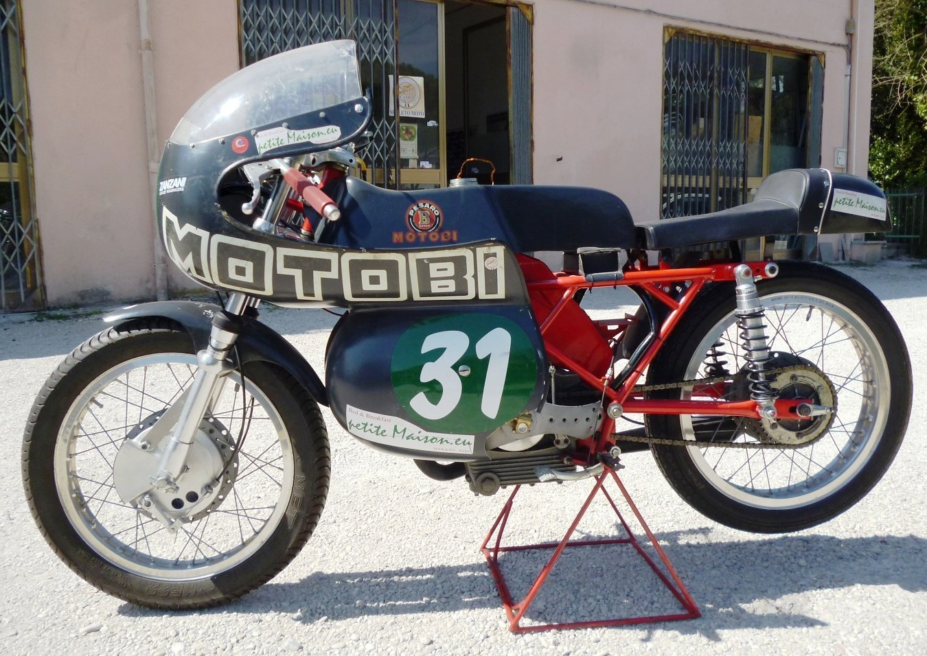 1970 Motobi 250 racing For Sale (picture 2 of 6)
