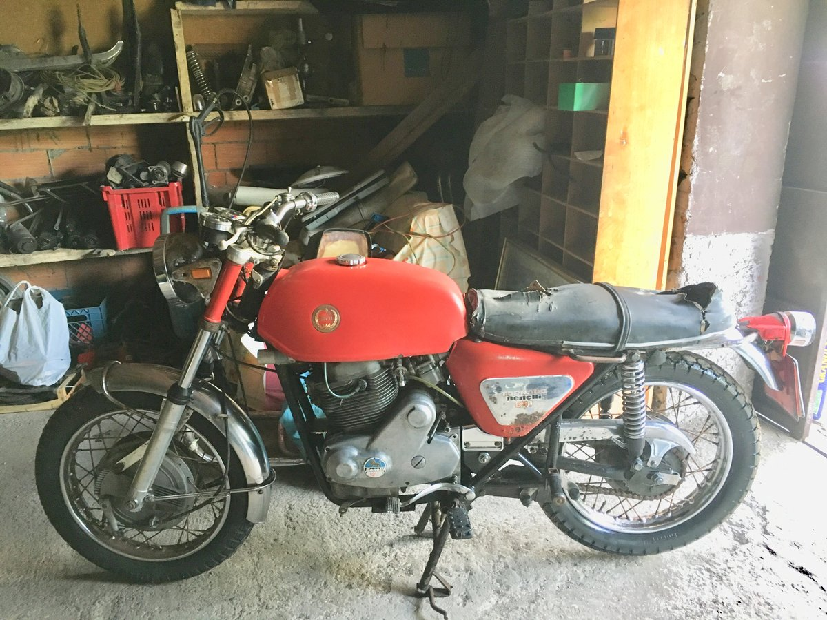 1970 benelli 650 tornado first serie SOLD (picture 1 of 4)