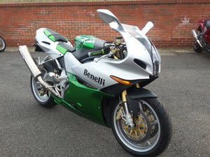 2005 Benelli Tornado 900