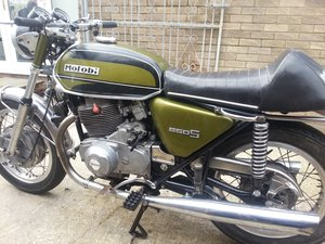 1972 benelli (badged motobi ) 650 tornado For Sale