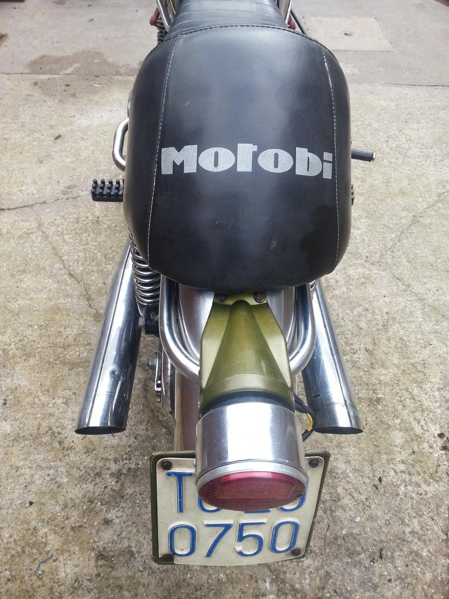 1972 benelli (badged motobi ) 650 tornado For Sale (picture 5 of 6)
