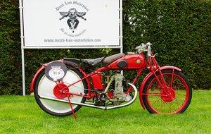Benelli 175cc OHC Grand Sport 1929