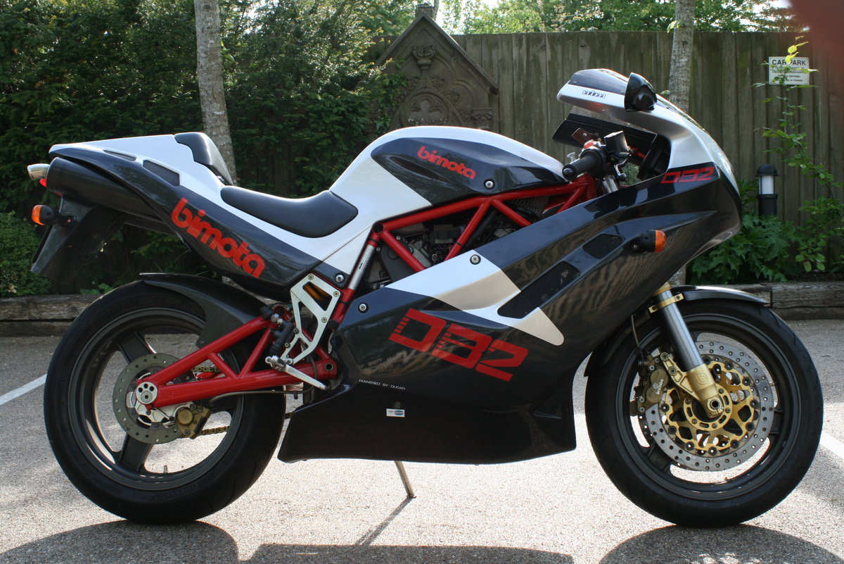 1997 SUPERB LOW MILEAGE BIMOTA DB2 EF  For Sale (picture 1 of 6)