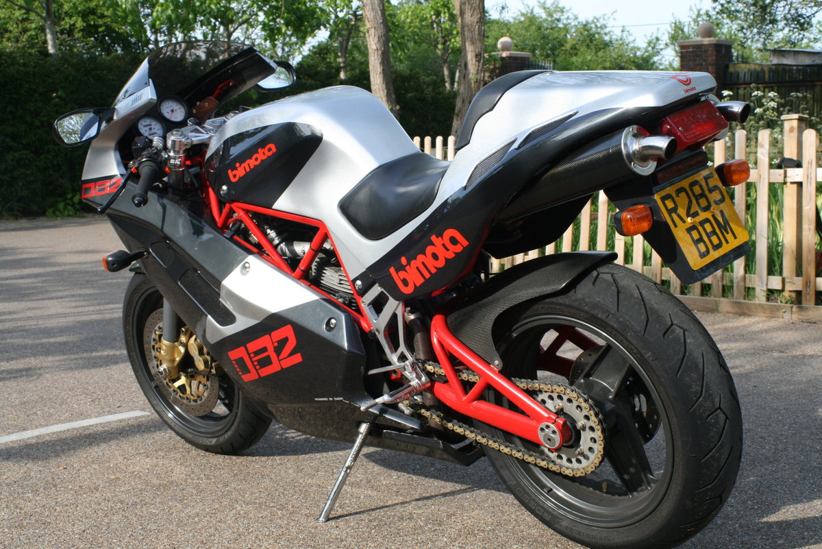 1997 SUPERB LOW MILEAGE BIMOTA DB2 EF  For Sale (picture 4 of 6)