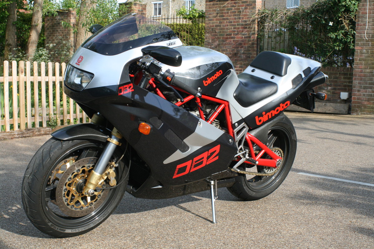 1997 SUPERB LOW MILEAGE BIMOTA DB2 EF  For Sale (picture 5 of 6)