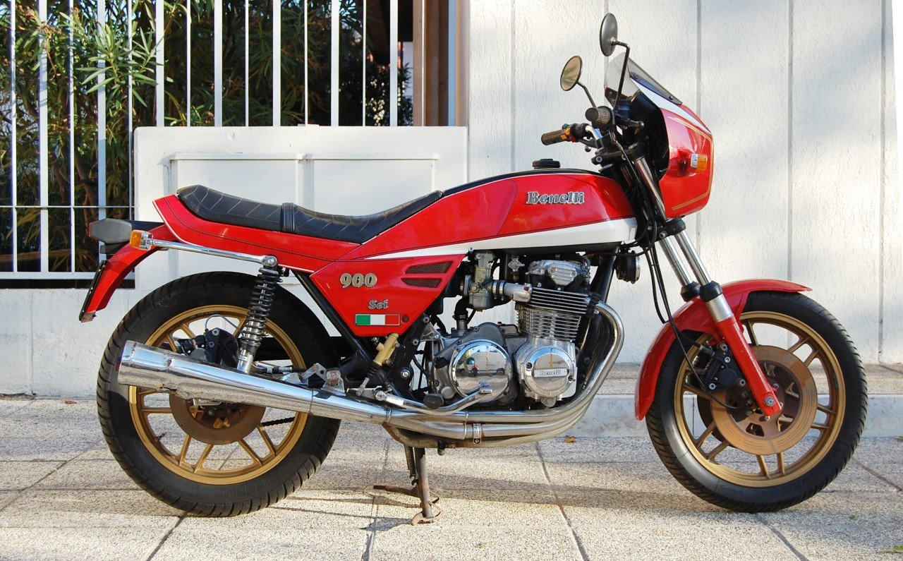 1981 Benelli 900 SEI For Sale (picture 2 of 2)