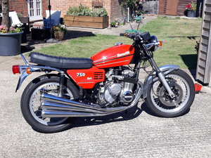 Benelli 750 Sei 1978 UK Bike For Sale