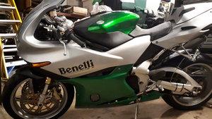 2009 Benelli Tornado Tre Novocento just 4600 miles! For Sale