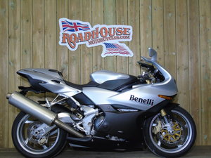 2008 Benelli Tornado 900 TRE Only 10649 Miles, Service History For Sale