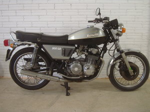 1979 Benelli 500 LS For Sale