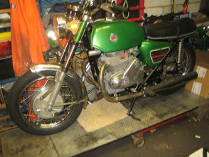 1973 Benelli 650 Tornado from my collection - perfect  For Sale