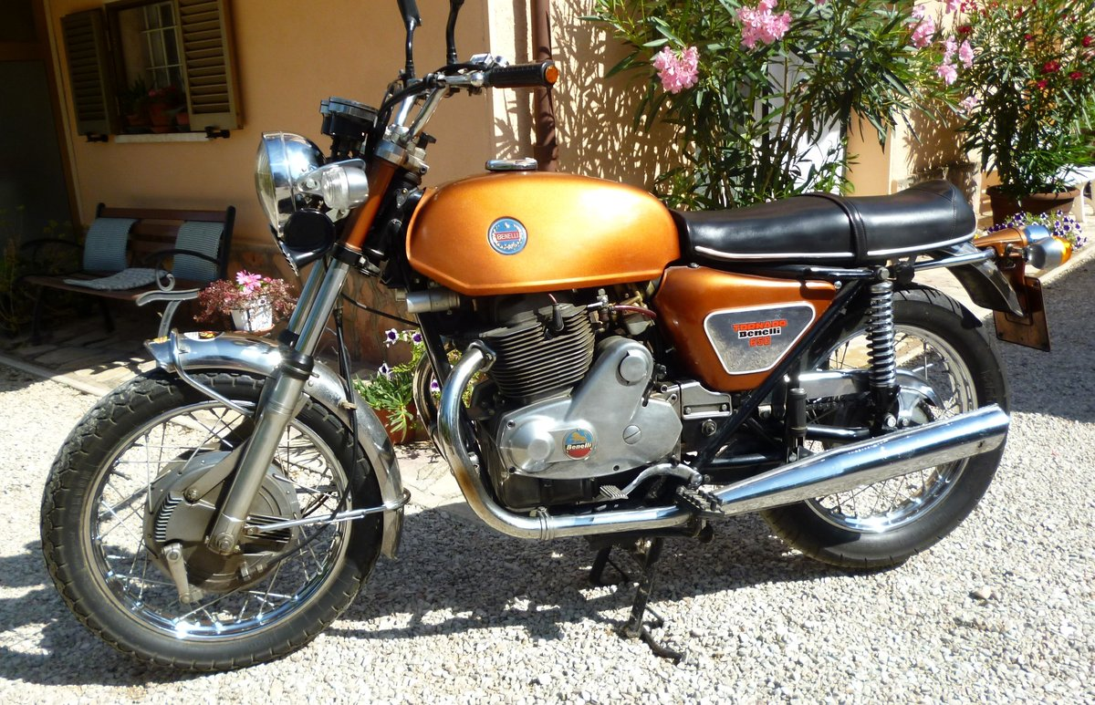 1971 Benelli 650 Tornado ES For Sale (picture 1 of 6)