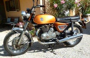 1971 Benelli 650 Tornado ES