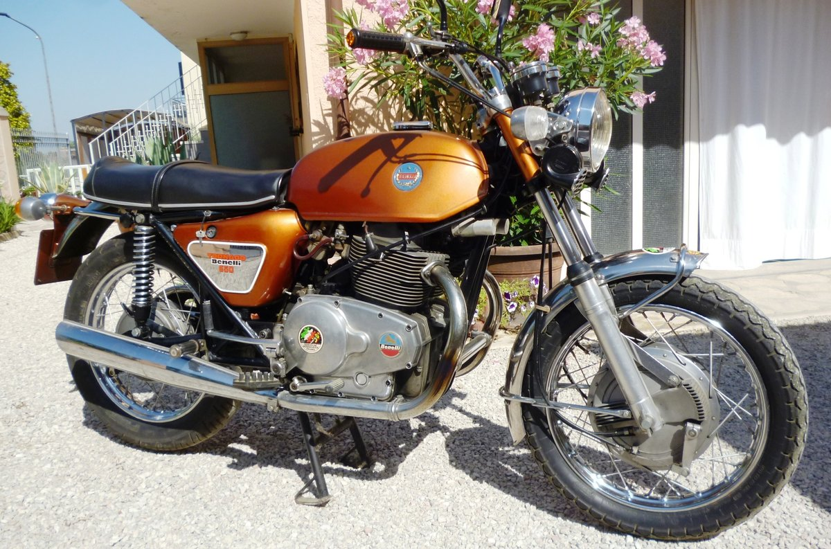 1971 Benelli 650 Tornado ES For Sale (picture 2 of 6)