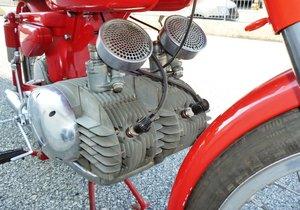 1954 Benelli 200 Sport Spring Lasting
