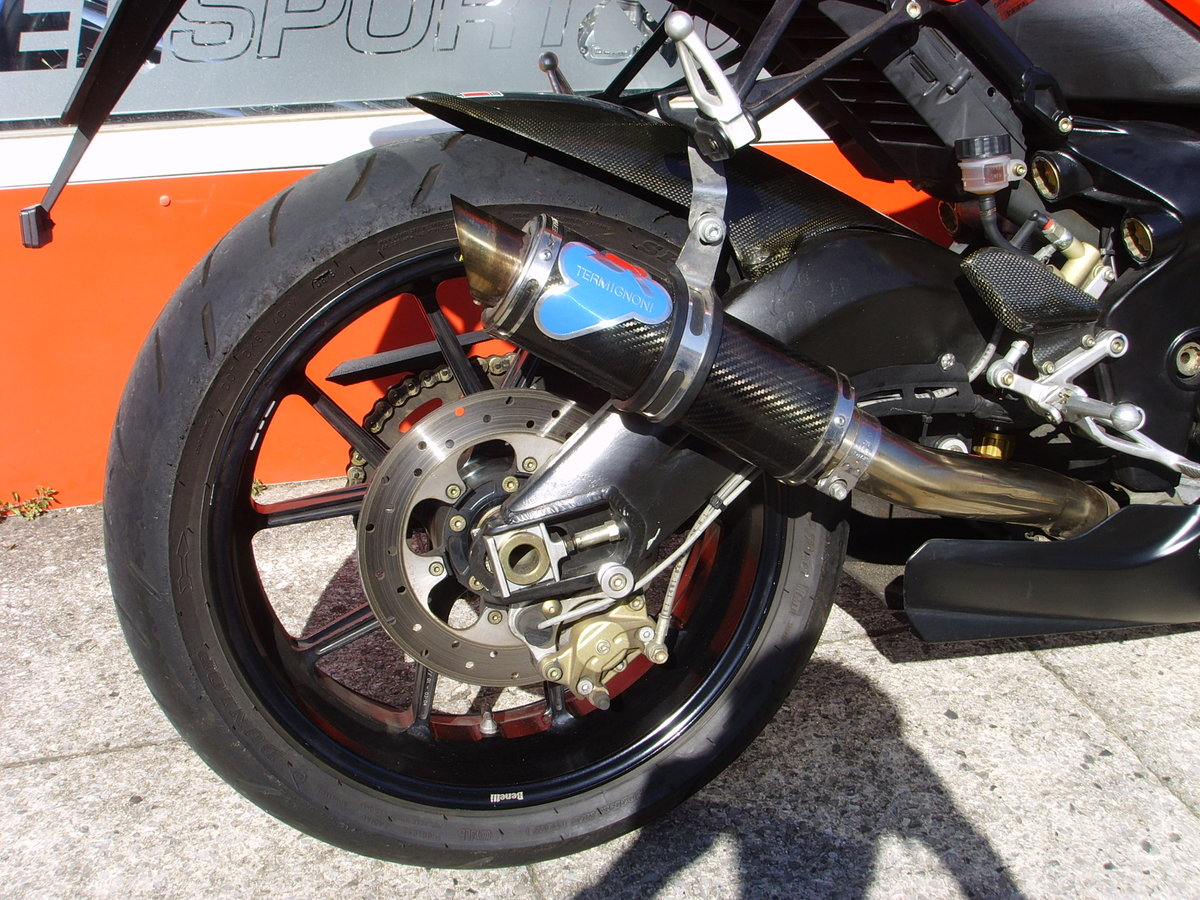 Benelli Tornado 900 TRE RS 2007 only 6880 miles 1 prev owner For Sale (picture 3 of 6)