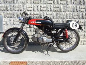 1962 MotoBi 175 Sport Racebike, drove the Milano-Taranto race For Sale