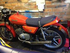 1986 Benelli 125 sport