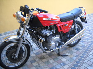 1975 Benelli 750 sei. For Sale