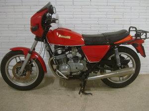 1986 Benelli 654 Sport For Sale
