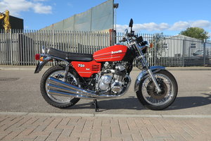 1976 BENELLI 750 SEI. VERY RARE INDEED,