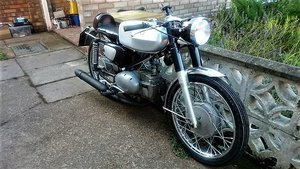 1970 benelli 125 ss