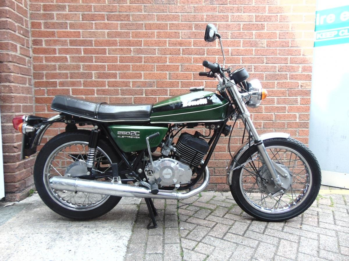 1975 Benelli 250 SOLD (picture 1 of 6)