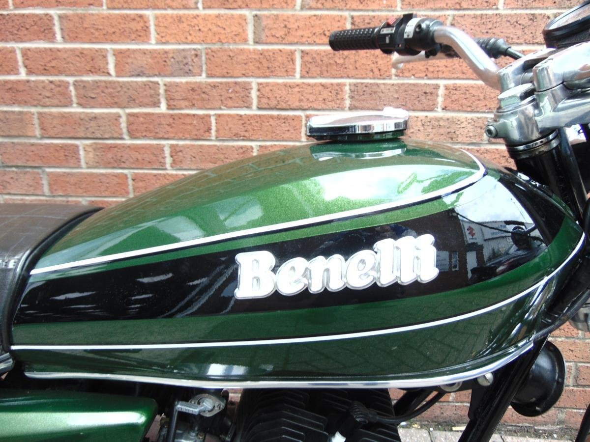 1975 Benelli 250 SOLD (picture 5 of 6)