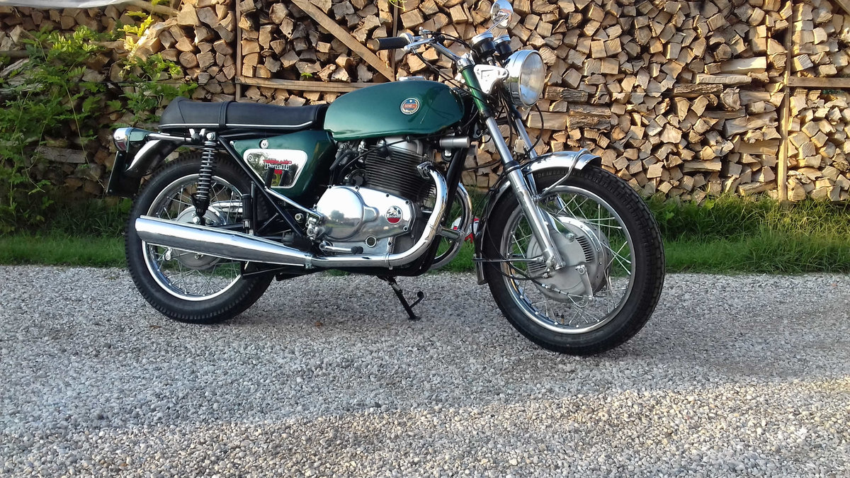 1971 BENELLI TORNADO 650 For Sale (picture 4 of 5)