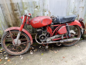 Benelli Leoncino Normale - for restoration 1955  123cc For Sale