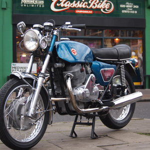 1971 Rare Early Motobi Benell. RESERVED FOR JOHN. SOLD