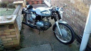 1970 Benelli 125cc sport special