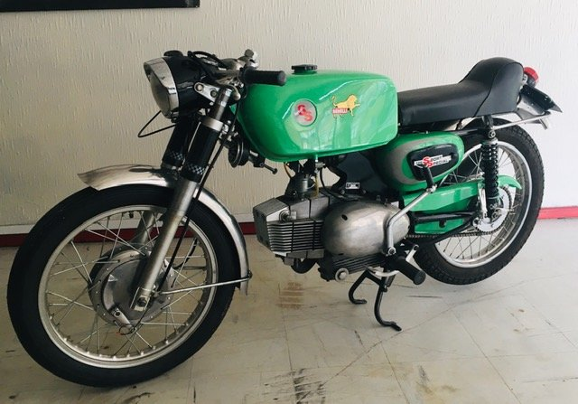1969 Benelli 125 Sport Special For Sale (picture 1 of 6)
