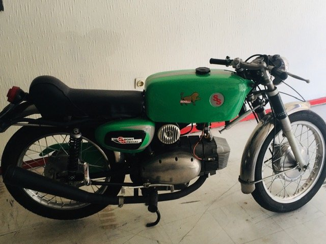 1969 Benelli 125 Sport Special For Sale (picture 2 of 6)