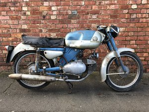 0000 Motobi 125 imperiale Classic motorcycle project  For Sale