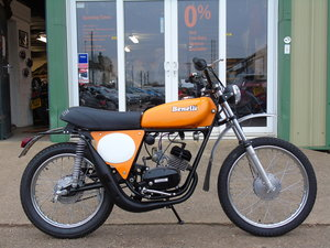 Benelli 50 Cross, 1971, Classic Italian Moped For Sale