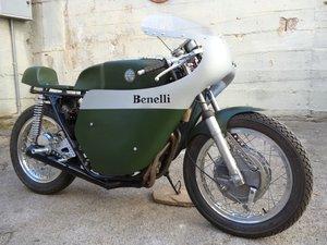 Benelli 350 GP replica