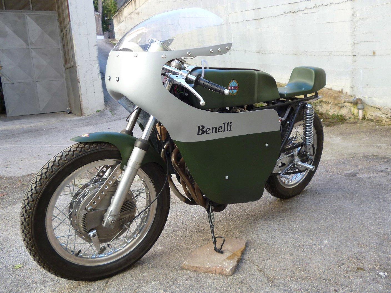 1979 Benelli 350 GP replica For Sale (picture 2 of 6)