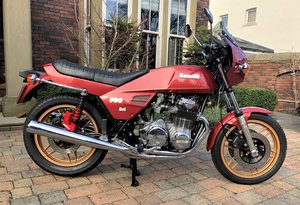 1980 Benelli Sei 900 For Sale by Auction