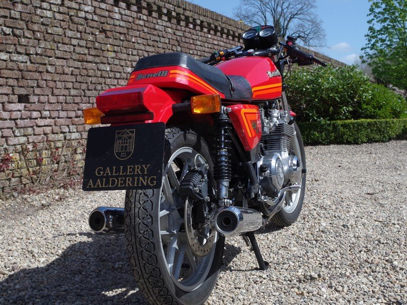 1983 Benelli 654 Sport For Sale (picture 4 of 6)
