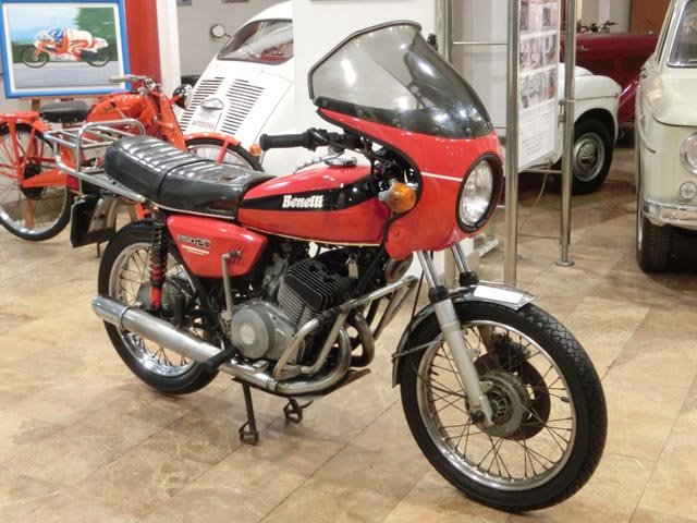 BENELLI 250 2C FD - 1978 For Sale (picture 1 of 12)