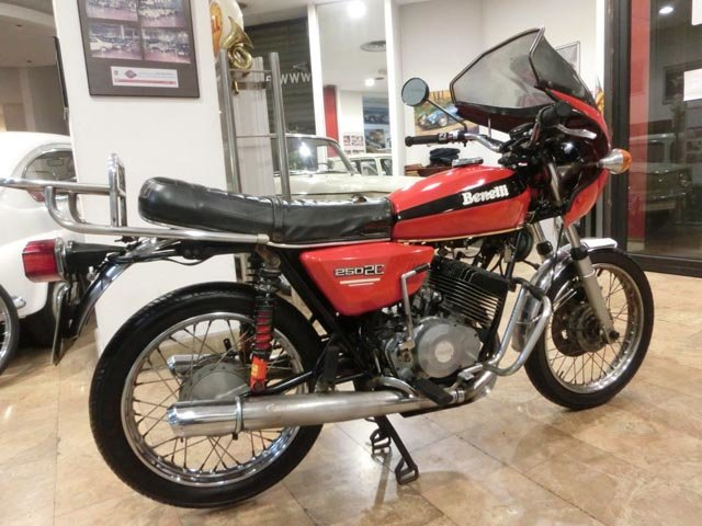BENELLI 250 2C FD - 1978 For Sale (picture 2 of 12)
